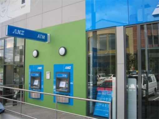 ANZ Bank Fitout