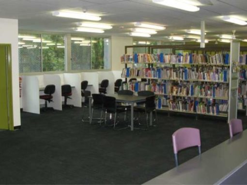 School Library Fitout