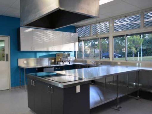 School Kitchen Fitout
