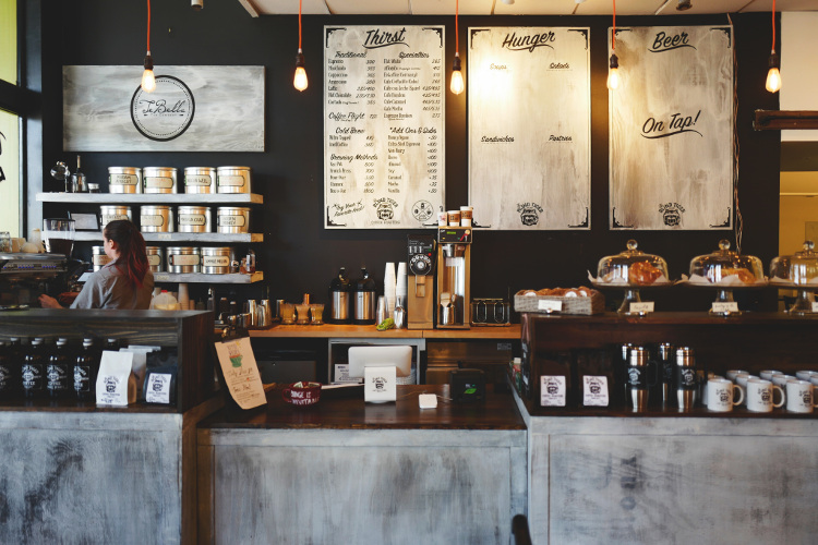 cafe fitouts Brisbane